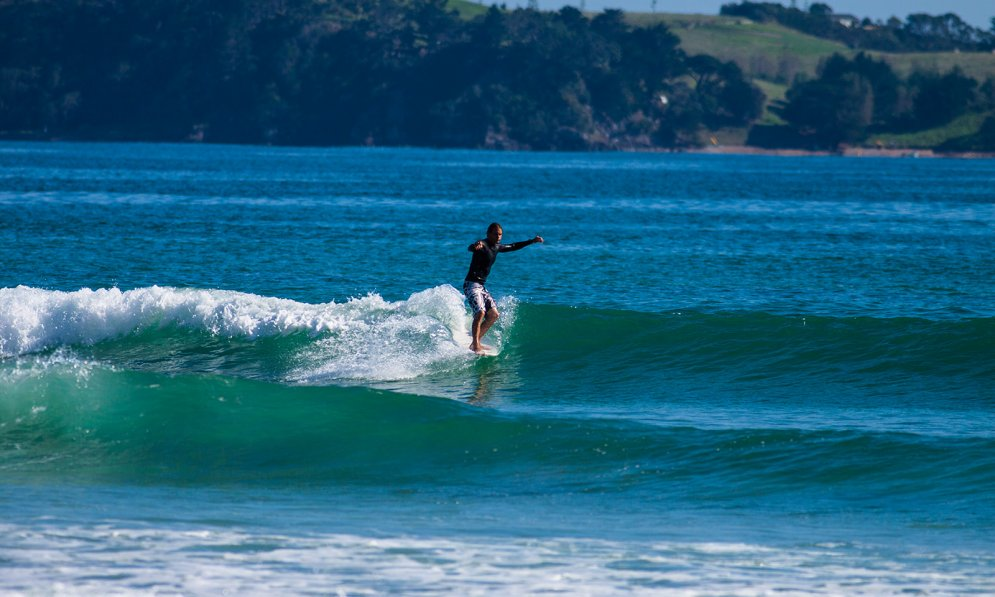 Visit the Tutukaka Coast in Northland for get beaches and surfing.
