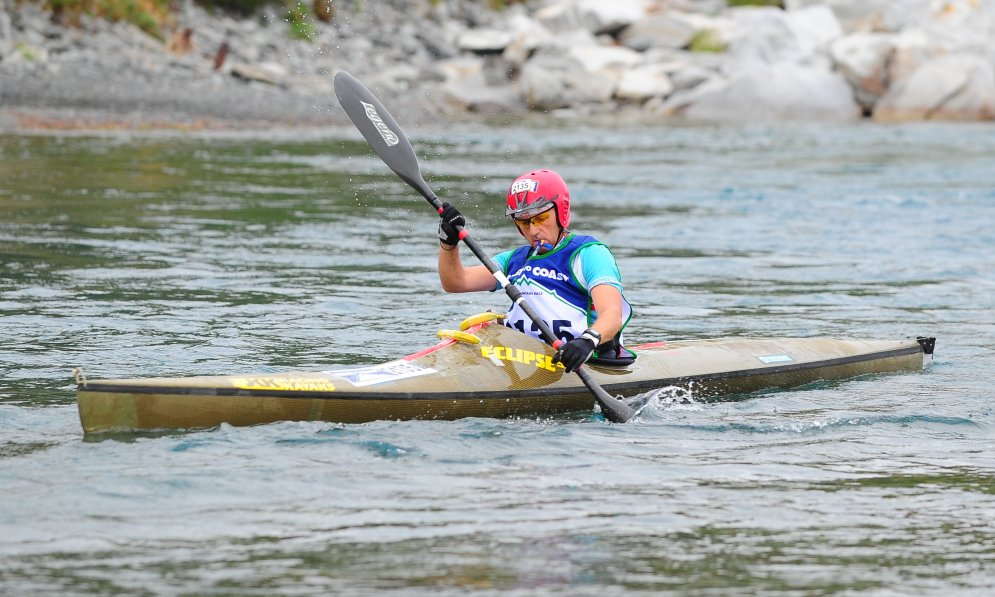 Stu Paterson gives advice for kayaking for 5 hours.