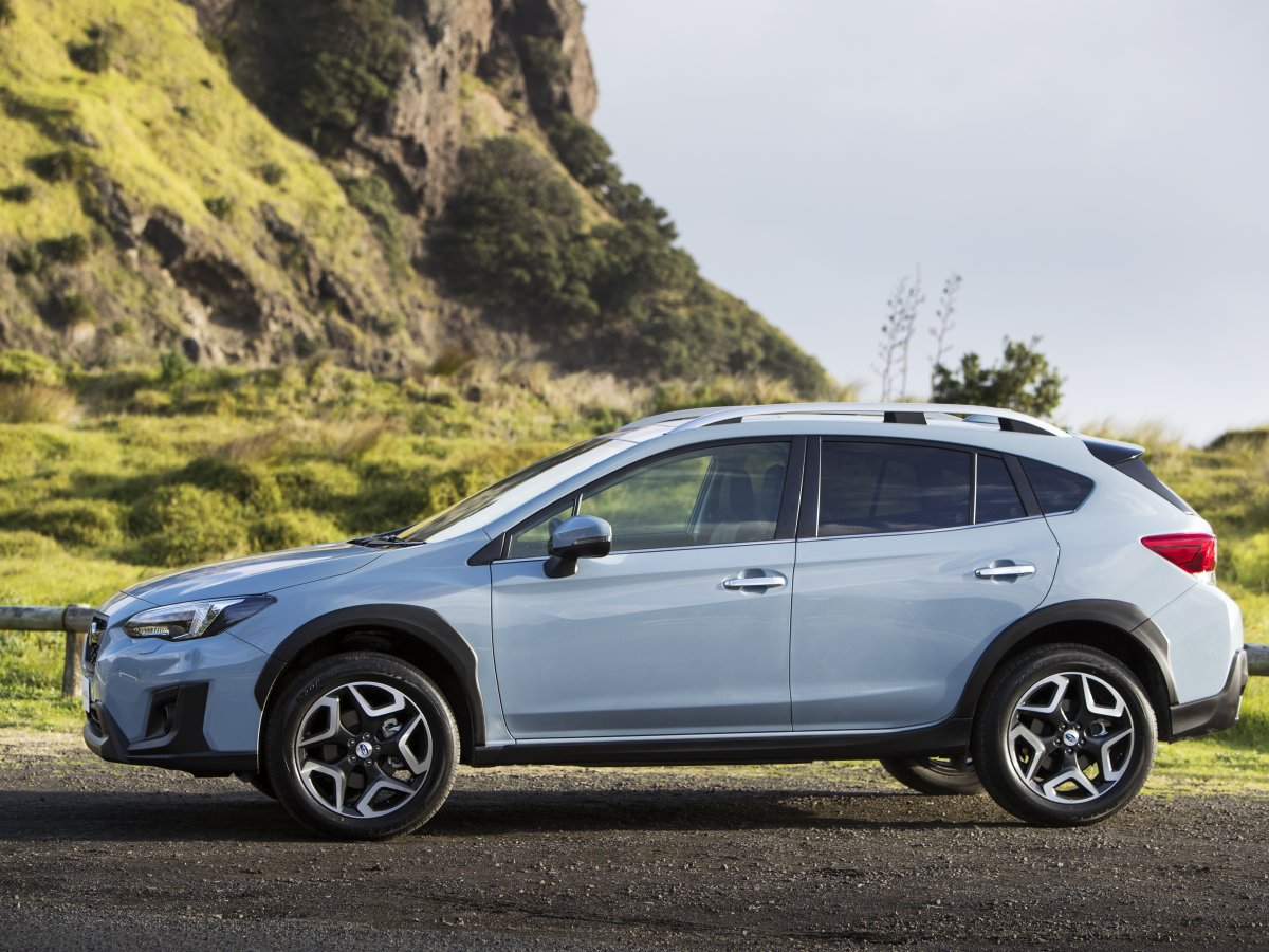 New Subaru Xv >> The Stunning Subaru Xv Compact Suvs Subaru New Zealand