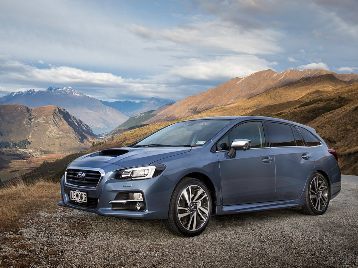 For a limited time, drive away in a new Subaru Levorg for just 1/3 up ...